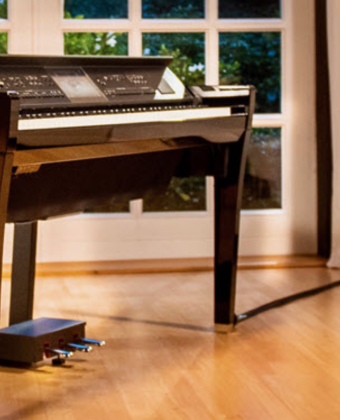 Introducing the CVP800 Series Clavinova